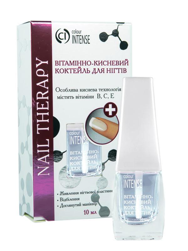 Витаминно-кислородный коктейль для ногтей NAIL THERAPY №301