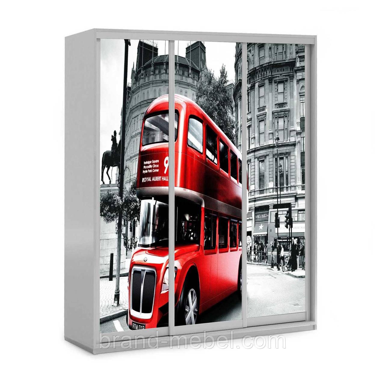Детский шкаф-купе Лондон