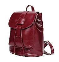 Рюкзак женский кожаный Deluxe BackPack.