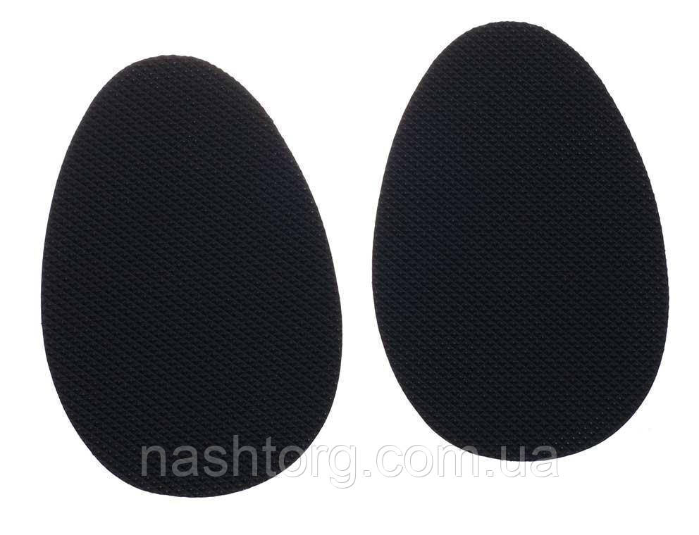 🔝 Антискользящие подушечки-накладки для обуви, стельки от скольжения, Черные, с доставкой по Украине   🎁%🚚