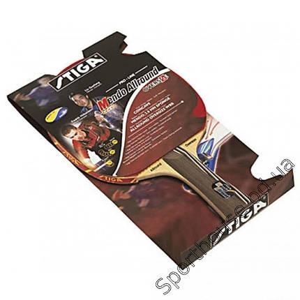 Ракетка теннисная Stiga Mendo Allround 5 S.M.  продажа, цена в ... ffa5afde04b