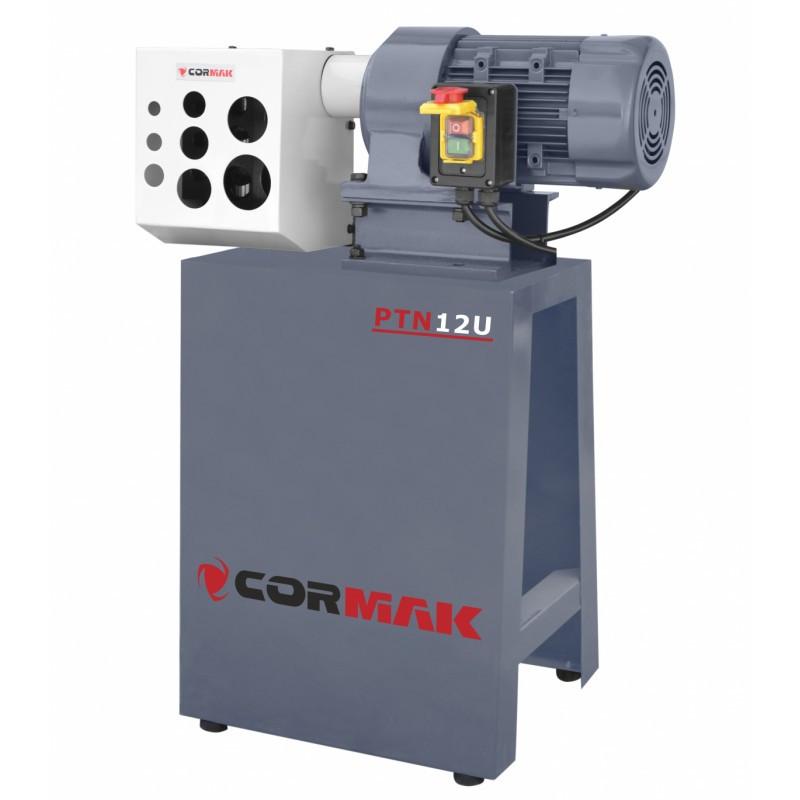Станок для вырубки седловин труб CORMAK PTN12U