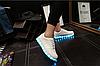 Детские светящиеся LED кроссовки с подсветкой мигающие USB зарядка, [ 38 39 40 41 ], фото 4