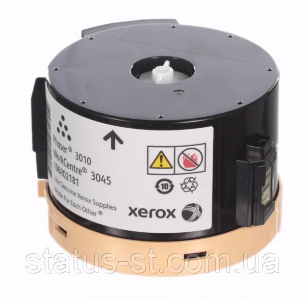 Заправка картриджа Xerox 106R02183 для принтера Phaser 3010, WorkCentre 3045B, 3045NI