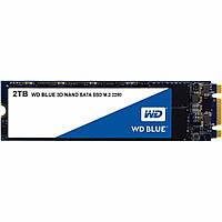 SSD накопичувач WD SSD Blue 2 TB M.2 (WDS200T2B0B)