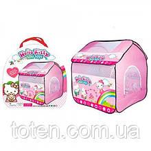 Дитячий намет M 3782 Hello Kitty 98-98-10 см
