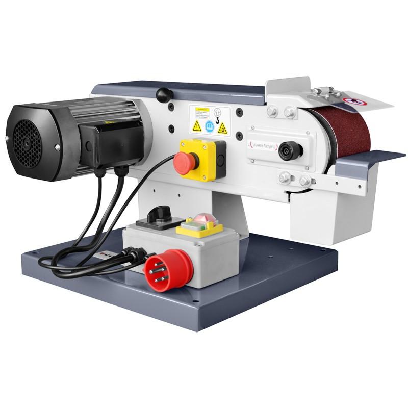 Ленточный шлифовальный станок CORMAK 100X1220 1,5 кВт