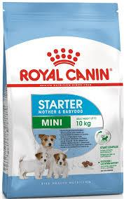Royal Сanin Mini Starter сухой корм для щенков до 2 мес, беременные и кормящие суки 3КГ