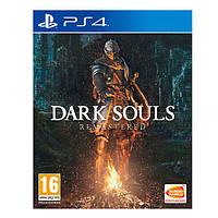 Гра Sony PS4 Dark Souls Remastered російські субтитри