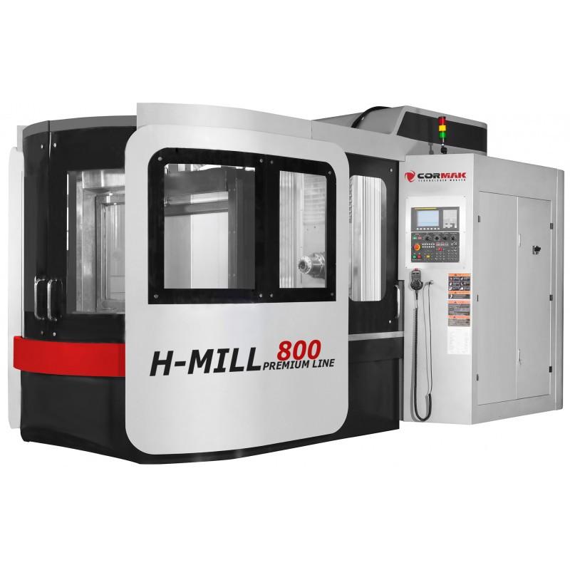 Горизонтальный обрабатывающий центр H-MILL 800