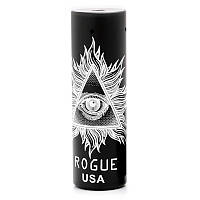 🔝 Электронная сигарета, мехмод, Rogue USA, вейп, с дрипкой, цвет - чёрный | 🎁%🚚