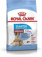 Royal Canin Medium Starter сухой корм для щенков до 2 месяцев, беременные и кормящие суки 1КГ