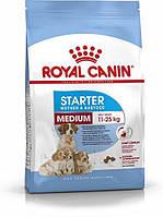 Royal Canin Medium Starter сухой корм для щенков до 2 месяцев, беременные и кормящие суки 12КГ