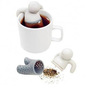 """Ситечко для чая STENSON """"Человечек"""" (86849)"""