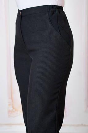 Жіночі брюки Світлана. Чорні і сині., фото 2
