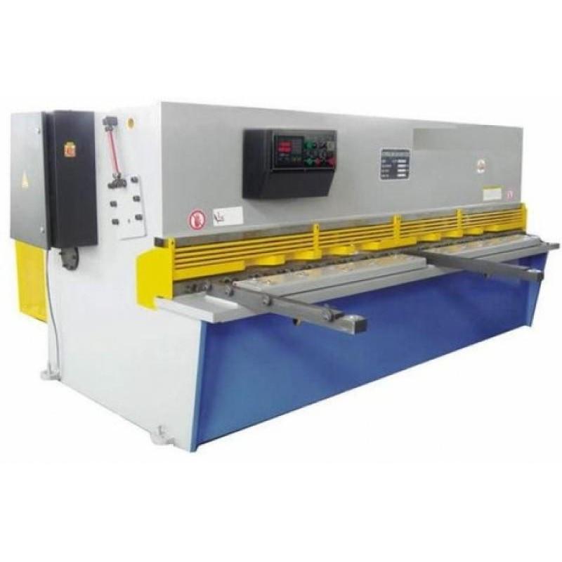 Гидравлическая гильотина CNC CORMAK - серия CNC Q16Y