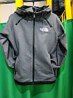 Костюм The North Face серый трикотаж, фото 1