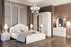"""Модульна спальня """"Лаура"""" від Світ меблів (троянда)."""