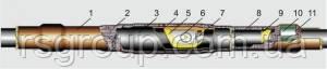 Муфта кабельная 10ПСТп0-1М (о.п.) под опрессовку