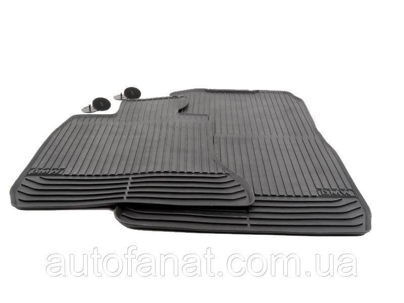 Оригинальные передние коврики салона BMW 7 (F01/F02) (51472409275)