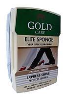 Губка Бесцветная Элит для гладкой кожи стандартная Голд Gold