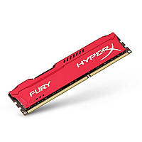 Оперативная память Kingston 16 GB DDR4 2933 MHz HyperX Fury Red (HX429C17FR/16), фото 1