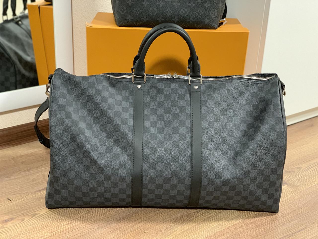 11c260877b3c Сумка дорожная Louis Vuitton Keepall New, цена 10 990 грн., купить в ...