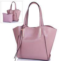 Сумка повседневная (шоппер) Amelie Galanti Женская сумка из качественного кожезаменителя AMELIE GALANTI (АМЕЛИ ГАЛАНТИ) A976145-pink