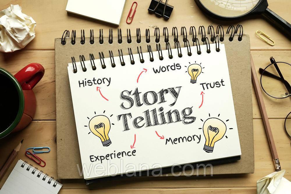 Новая услуга - Storytalling
