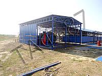 Укрытие для компрессорного агрегата