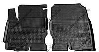 Полиуретановые коврики в салон Mitsubishi Colt 2002-2012, 2шт. (Avto-Gumm)