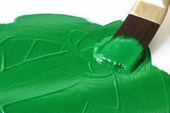 Грунт-эмаль 3 в 1 глянцевая (преобразователь ржавчины, грунтовка, эмаль) зеленая (зелена)