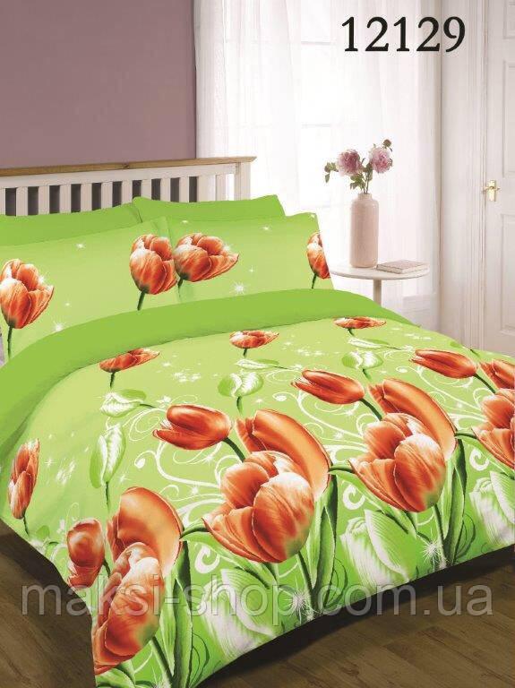 Комплект семейного постельного белья бязь голд (С-0043)