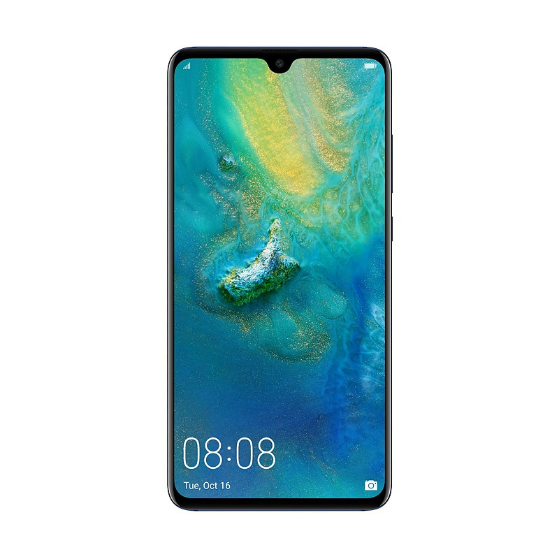Смартфон HUAWEI Mate 20 DS 4/128GB Midnight Blue