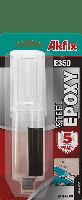 Эпоксидный клей для стали в шприце  AKFIX Е 350