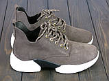 Женские кроссовки Lonza 6988-2 COFFE 36 23,5 см, фото 3