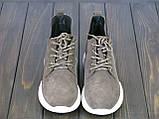 Женские кроссовки Lonza 6988-2 COFFE 36 23,5 см, фото 4