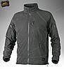 Тактическая флисовая куртка/ кофта Helikon-Tex® ALPHA TACTICAL fleece (fol. green), фото 6