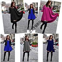 Свободное платье балахон, фото 1