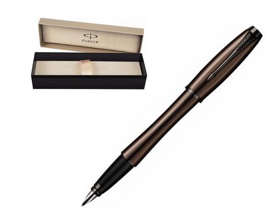 Ручка перьевая Parker Urban Premium Brown , фото 2