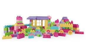 Конструктор Wader Blocks для дівчинки