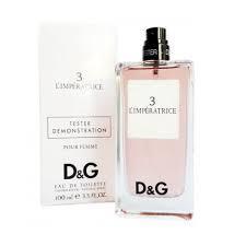 Dolce & Gabbana L`Imperatrice 3 тестер императрица дольче