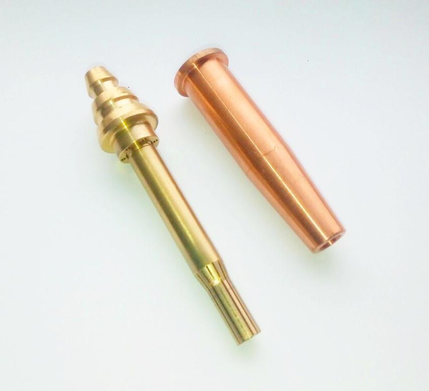 Газовые сопла Koike 107D7-1 10-15мм
