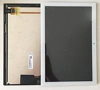 """Дисплей для Lenovo Tab 4 TB-X304L 10""""/X304F с тачскрином белый, Оригинал (тестирован)"""