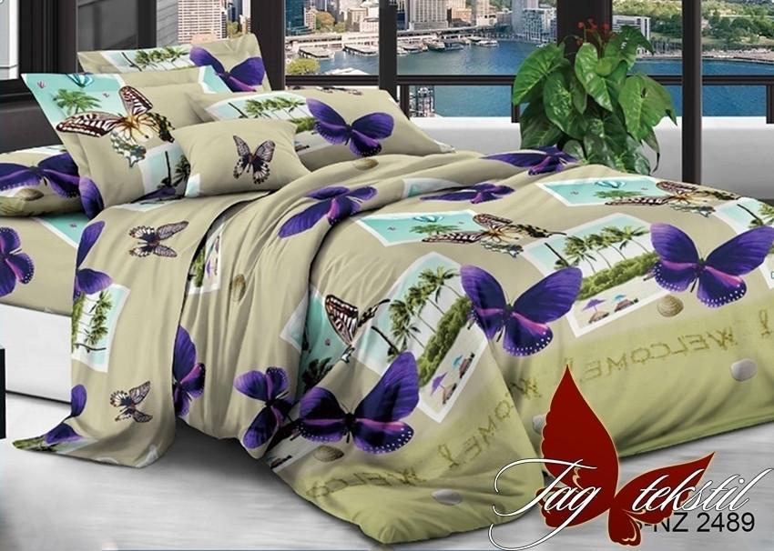 Комплект постельного белья PS-NZ 2489