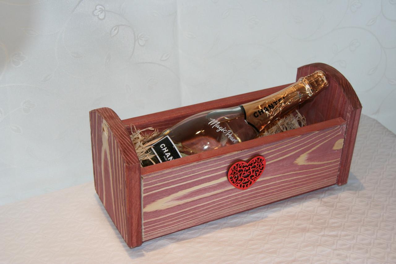 Подарочная упаковка для алкогольных напитков