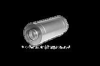 Круглый канальный шумоглушитель Ф200/1,0