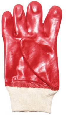 Перчатки Werk WE2111H (трикотаж/резина, красные), фото 2