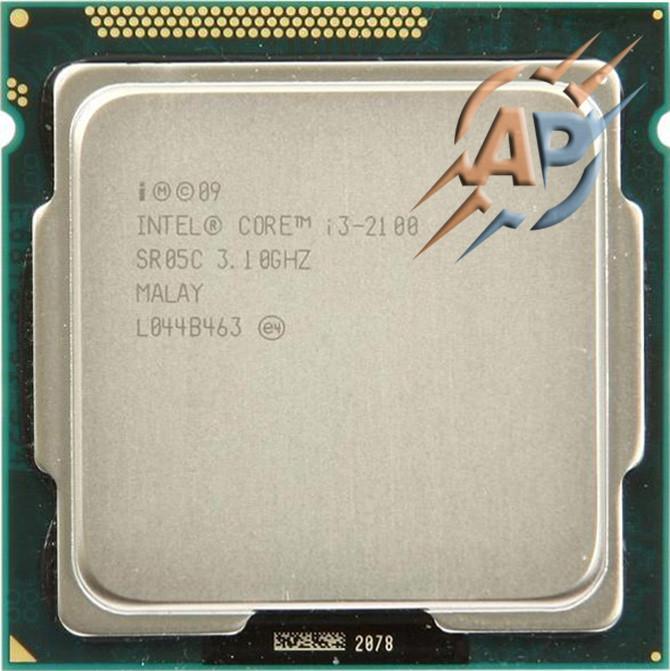 Процессор Intel Core i3-2100 3.1GHz/3MB/NoTurbo Socket 1155