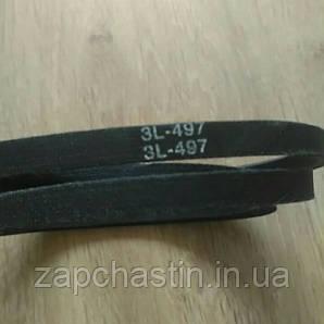 Ремень клиновый L- 497 3L (Ardo)